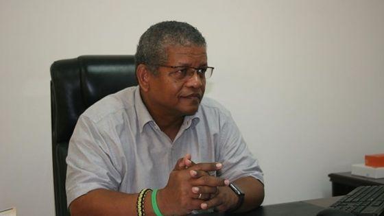 Wavel Ramkalawan, président des Seychelles, en visite officielle à Maurice, ce dimanche