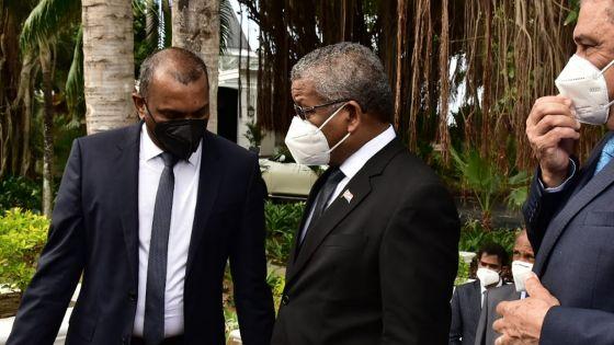Padayachy : «Le commerce total entre Maurice et les Seychelles a atteint près de Rs 1,3 milliard en 2019»
