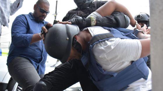 Policière tuée lors d'une opération de l'Adsu : Wazil Ally Meerkhan provisoirement accusé de meurtre