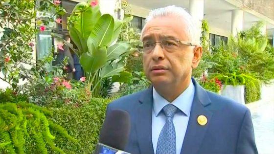 Le dossier Chagos parmi les sujets abordés lors du tête-à-tête entre Pravind Jugnauth et Justin Trudeau