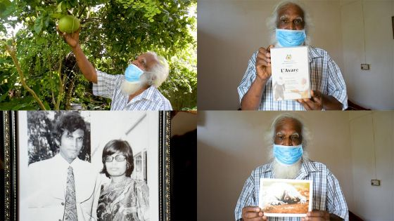 Artiste dans l'âme - Rajkarran Bumma, 73 ans : « Je vis pour le théâtre, je mourrai pour le théâtre »