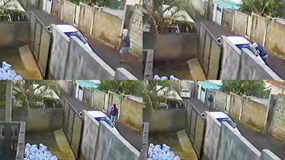 Vacoas : il fait voler en éclats la vitre d'une voiture pour s'enfuir avec un téléphone cellulaire