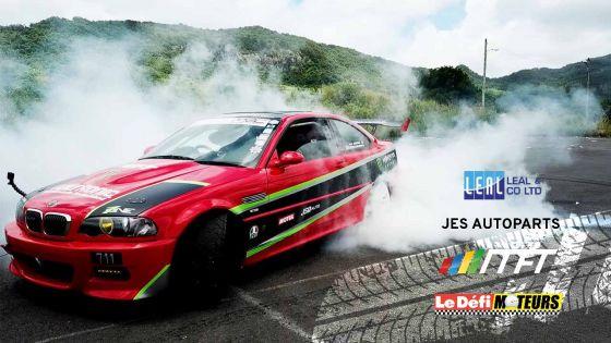 « Jaisan rally show » : Quand Jaisan Newaj fait le show avec sa voiture de rallye !