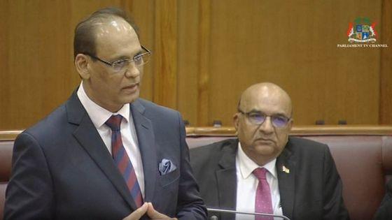 Mahen Seeruttun : «La population au centre des préoccupations du Budget»