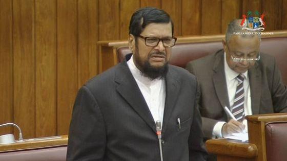 Débats budgétaires - Showkutally Soodhun : «Nous avons un bilan qui est propre»