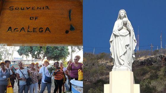 Visite papale à Maurice : ces pèlerins venus d'ailleurs...