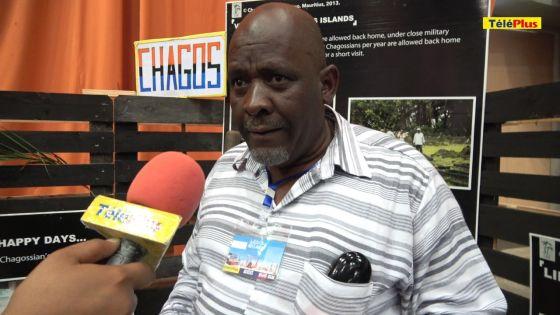 Salon du Prêt-à-Partir 2019 : Olivier Bancoult invite les visiteurs à découvrir le Stand des Chagos