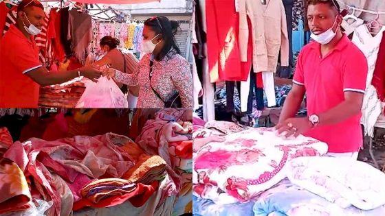 Foire aux vêtements : l'hiver fait le bonheur de Ravi