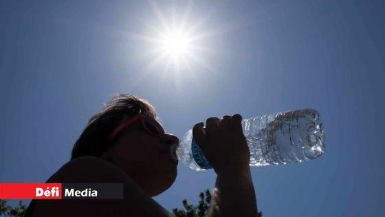 Climat: L'ONU s'attend à une nouvelle hausse des températures jusqu'en 2024