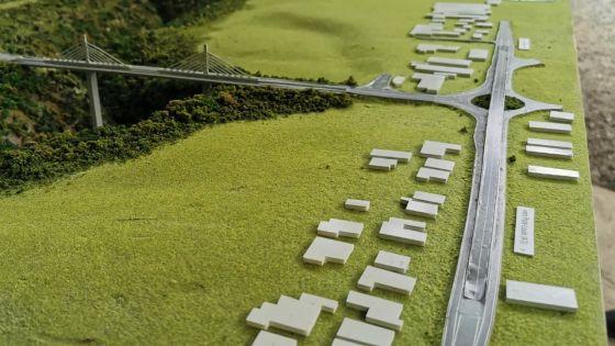 Plan de décongestionnement du trafic routier : Rs 1,7 milliard pour un pont suspendu à la vallée de GRNO