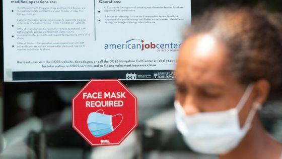 Coronavirus: l'économie américaine entre en récession, les jeunes «ne sont pas invincibles»
