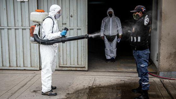 Bilan du Coronavirus dans le monde en ce dimanche