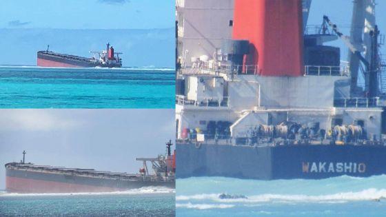 « Manipulées et trompeuses » : le ministère de la Pêche réagit aux photos d'un Wakashio 'sombrant'