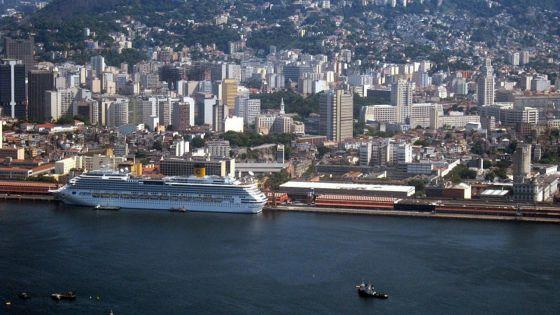 Bloqués au Brésil sur un navire de croisière : vagues de protestation