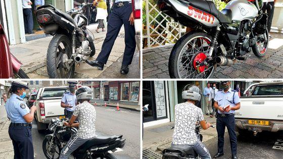 [A lire dans Le Défi Plus] Enquête - Nuisance sonore des motos : la confiscation «pure, simple et définitive» réclamée
