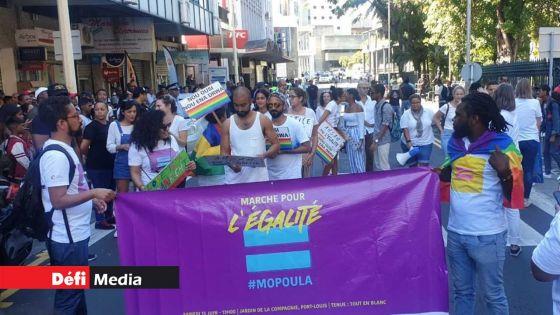 Collectif Arc-En-Ciel : la Marche pour L'Égalité 2020 prévue le 10 octobre à Rose-Hill