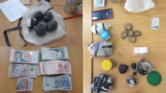 Saisie de Rs 30 M d'héroïne : le suspect devant la justice ce jeudi
