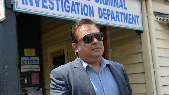 Complot allégué contre Sherry Singh : Me Samad Goolamally entendu au CCID