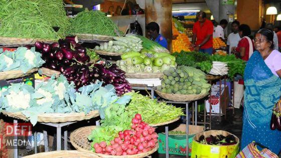 Consommation : légumes, fruits, cigarettes et autres aliments font grimper l'Indice des prix