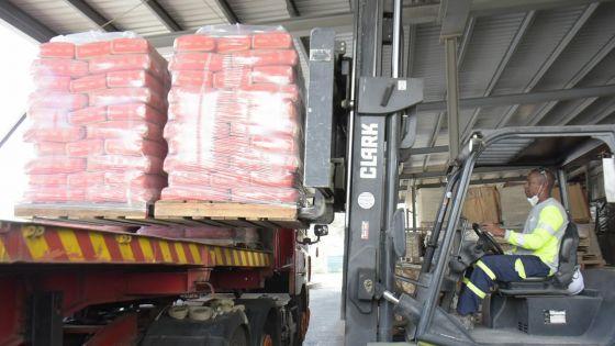 Pas de pénurie de ciment sur le marché local rassure la compagnie Kolos
