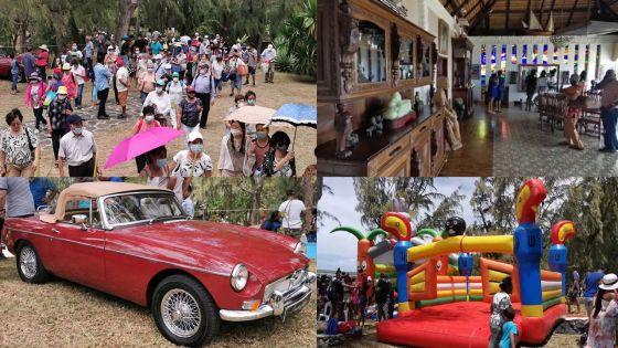90 ans de Sir Gaëtan Duval : journée portes ouvertes à Grand-Gaube