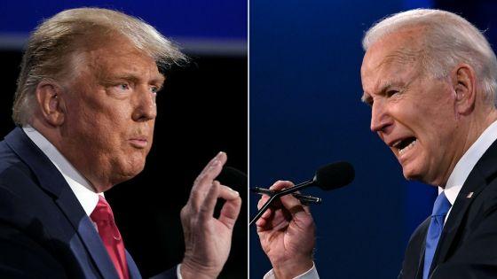 Présidentielle Américaine : Trump ou Biden?