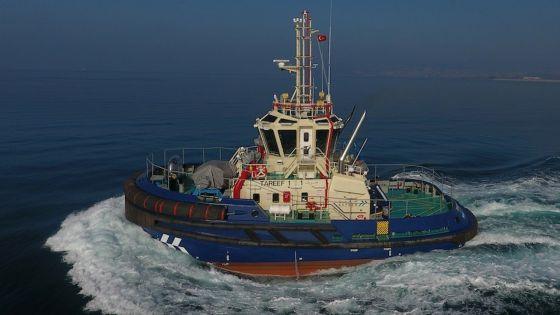 La MPA loue un remorqueur du port d'Abou Dhabi