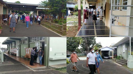 Élections villageoises 2020 - Moka : taux de participation de 20.4 % à 13 h