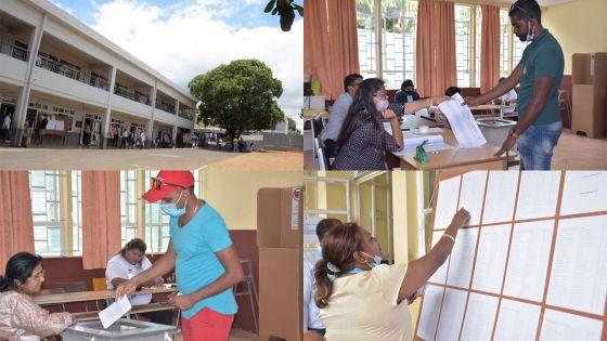 Élections villageoises 2020- Triolet : 3 397 sur les 18 681 électeurs avaient déjà voté à midi