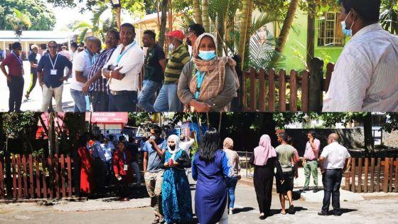 Élections villageoises 2020 – Surinam : 2 388 électeurs avaient déjà voté à 13 h