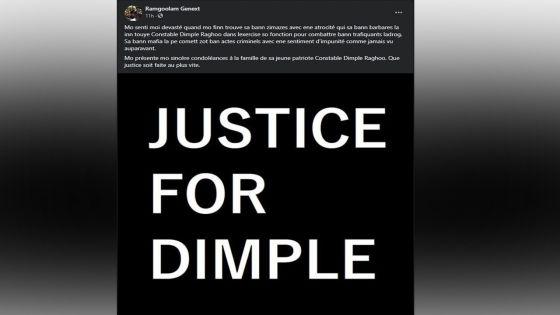 Policière tuée lors d'une «controlled delivery» - Ramgoolam : «Mo senti moi devasté»