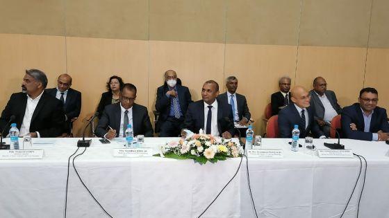 Compensation salariale de Rs 375 : «Nous espérons que cette compensation permettra au pays de prendre son envol pour 2021», dit Padayachy