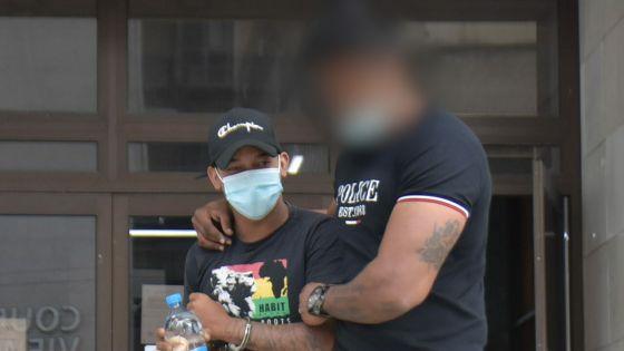 Policière tuée lors d'une « controlled delivery »/drogue : nouvelle comparution de Dylan Ah-Kang devant la justice
