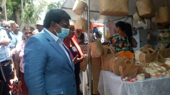 [En images] Festival Kreol : Le Président Roopun à Rodrigues