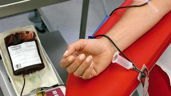 La Mega Blood Donation aura lieu le 16 décembre