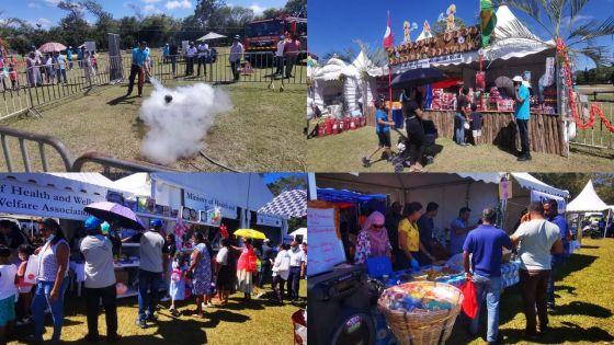 [En images] Kermesse : la fonction publique en fête ce dimanche