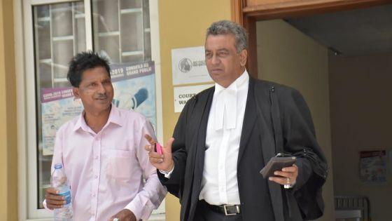 Affaire Kistnen : Goviden Kistnen parle de «foul play» en Cour
