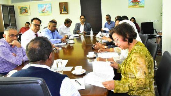 Secteur manufacturier : un comité se penche sur l'application de la politique industrielle préconisée et du plan stratégique 2020-2025