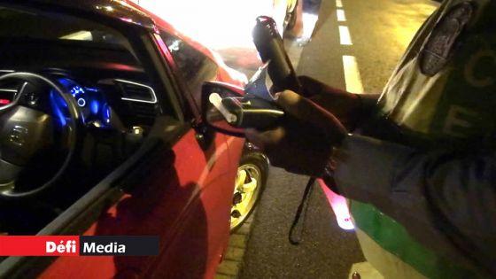 Alcool au volant : 10 automobilistes testés positifs à l'alcootest à la veille de Noël