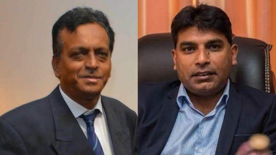 Identité des Constituency Clerks : Salim Abbas Mamode et Eshan Juman donnent des détails