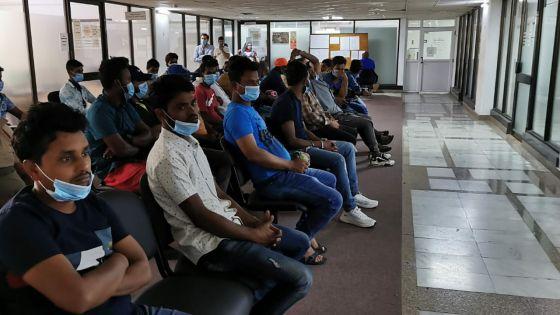 Travail au noir : 31 Bangladais arrêtés