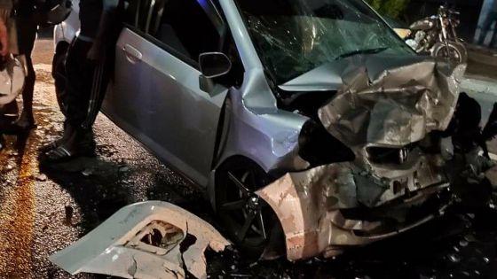 Accident à Beau-Bassin : « Ti ene bon garçon ki ti contan vive », témoigne l'oncle de Derwin Mootoosamy