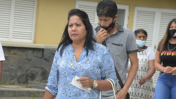Enquête judiciaire : Shakuntala relate un différend entre son défunt époux et Yogida Sawmynaden