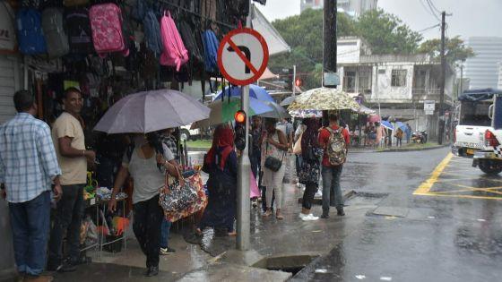 Météo : le temps pluvieux persistera jusqu'à ce vendredi