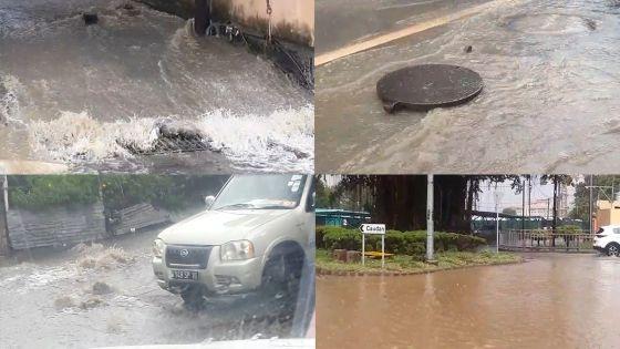 Averses orageuses : ça gronde, gare aux accumulations d'eau