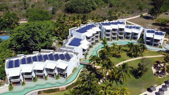 Energie renouvelable : Beachcomber installe 3 090 panneaux photovoltaïques dans ses quatre hôtels