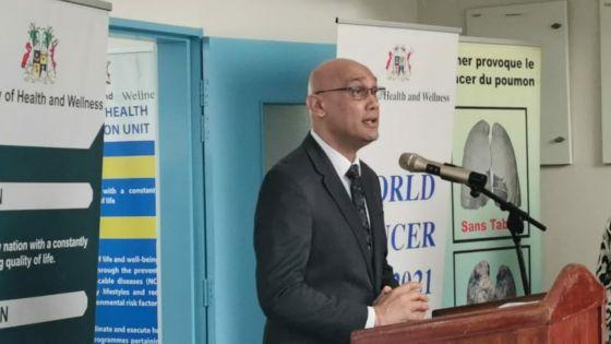 Journée mondiale contre le cancer : plus de 2 600 cas enregistrés à l'île Maurice en 2019