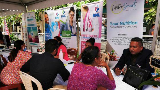 [En images] Journée mondiale contre le cancer : dépistages gratuits à La City Trianon