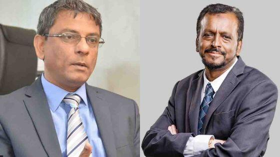 Au Cœur de l'Info : face-à-face Rajanah Dhaliah/Salim Abbas Mamode ce jeudi