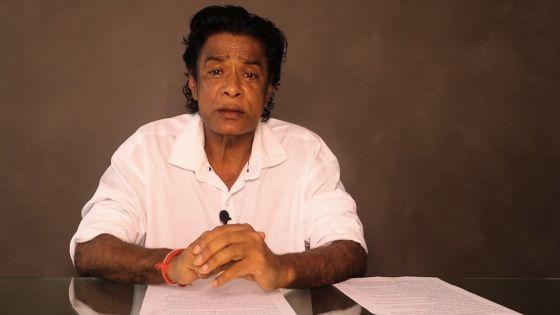 Nando Bodha s'explique : le sommet de l'État «cadenassé» selon lui